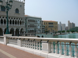 View from the Venetian Casino, Cotai, Macau